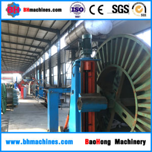 1600 mm Planetary Stranding Cable Machine pictures & photos