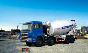 Camc 8*4 Diesel LNG CNG Concrete 12cube Mixer Truck