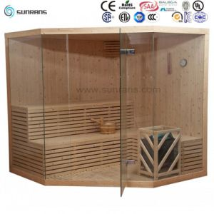 Hot Sale Fashionable Design Indoor Steam Sauna Room (SR148) pictures & photos