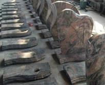 Granite Monument, Tombstone, Headstone, Memorials (MM-01)