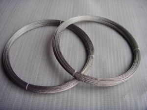 High Purity Cleaned Molybdenum Wire for Supporting Wire and Lead-out Molybdenum Filament pictures & photos