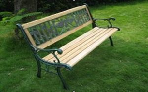 Long Bench for Garden (XHC-02)