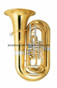 3/4 Tuba 4 Rotary Keys (JTU-220)