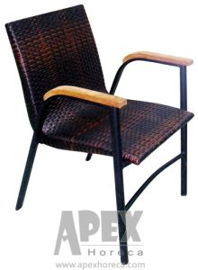 Outdoor Armchair (AS1020AR) Rattan Garden Furniture pictures & photos