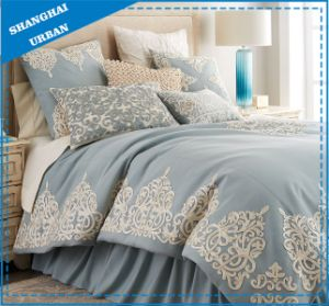 7 Piece Jacquard Southern Country Polyester Comforter Set pictures & photos