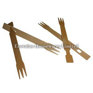 Wooden Snack Forks (WDC-180 / FORKS) pictures & photos