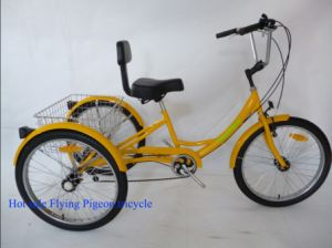 """20""""/24"""" Big Saddle Cargo Tricycle, Three Wheeler (FP-TRB-J10) pictures & photos"""
