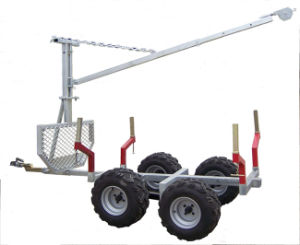 Wood Trailer (WT-WT1)