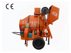 Diesel Small Concrete Mixer (JZR350)
