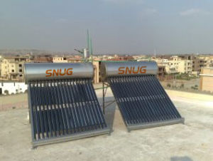 Stainless Steel Solar Water Heater, 7years Warrenty pictures & photos