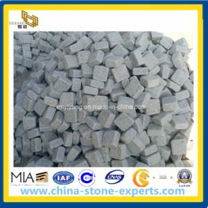 Natural Granite Rolling Cobble Stone for Outdoor Pavement pictures & photos