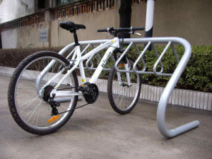 Good-Quality Outdoor Bicycle Parking Rack pictures & photos