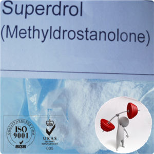 Anabolic Steroid Powder 17-Alpha-Metyle Testosterone Acetate pictures & photos