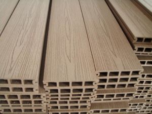 Garden Decking/WPC Flooring (HO03145) pictures & photos