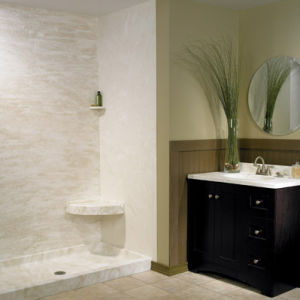 Solid Surface for Shower Walls pictures & photos