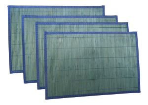 Environmental Friendly Bamboo Placemats Cup Coaster Table Cloths pictures & photos