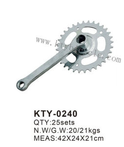 Bike Chain Wheel Crank (KTY-0240)