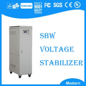 AC Voltage Stabilizer (SBW-25, 30, 50, 80, 100 kVA) pictures & photos