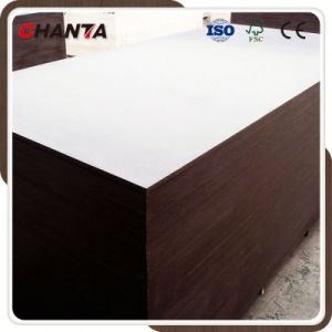 Film Faced Plywood with Multifunctional Melamine Glue pictures & photos