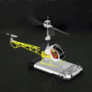 RC Toys- 3ch Mini Helicopter (GP010)