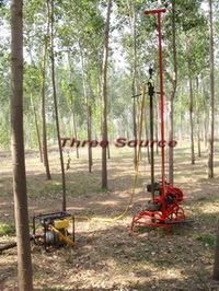 Seismic Drilling Rig (30 meters)