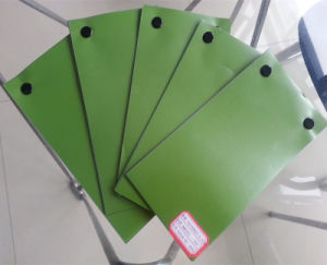 Light Green Rigid PVC Film for Christmas Tree pictures & photos