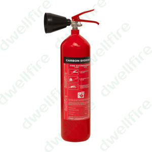 2kg CO2 Fire Extinguisher (CO2-2)