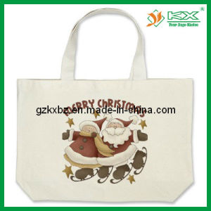 Wholesale Top Quality Cute Canvas Gift Bags for Christmas