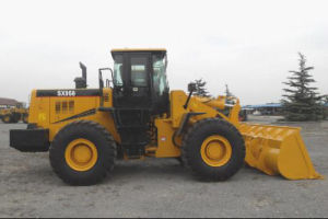 5t Wheel Loader with CE