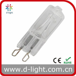 18W 28W 42W 52W Clear Frosted G9 Halogen Bulb Lamp pictures & photos