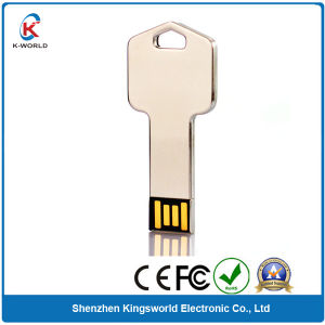 Wholesale Metal Key USB Flash Memory pictures & photos