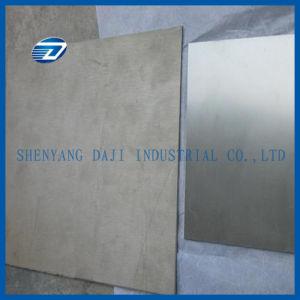 Manufacturer ASTM B265 Gr1 Titanium Plate