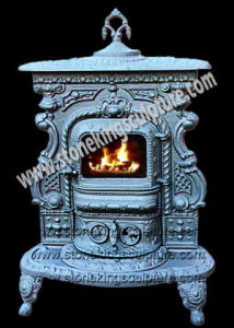 Cast Iron Free Standing Stove pictures & photos