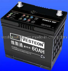 12V Lead Acid Dry and Mf Car Battery Truck Battery pictures & photos