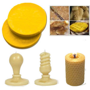 Natural Yellow Beeswax Refined and Crude Grade