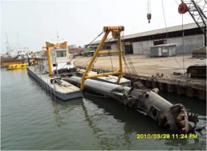 Hydraulic Dismounted Cutter Suction Slurry Dredger