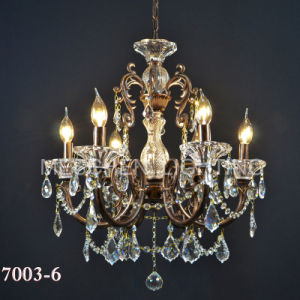 Hotel Crystal Pendant Lights Fixture Dining Room Chandelier