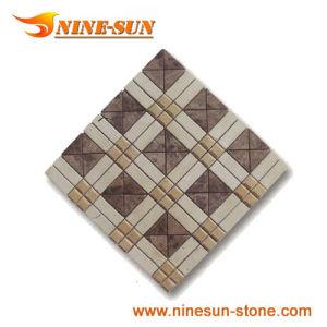 Stone Mosaic Tile (YXMSC-015)
