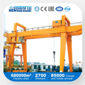 Henan Mine Excellent Gantry Crane pictures & photos
