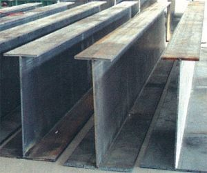Hot Rolled Structural Construction Steel H Beam pictures & photos