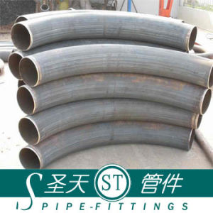 ASTM a 234 Wpb Bend (R=1.5D, 3D, 5D) Seamless Carbon Steel Pipe Bend pictures & photos