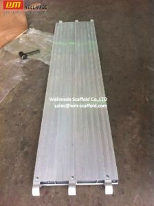 "19"" Aluminium Planks for American Construction Scaffolding pictures & photos"