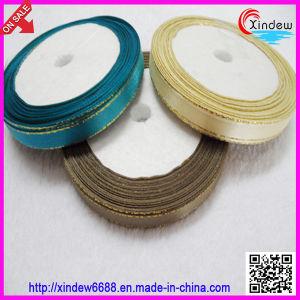 Golden Edges Ribbon pictures & photos