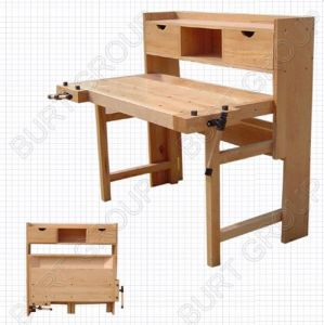Wooden Bench With German Beech Material (WB-58) pictures & photos