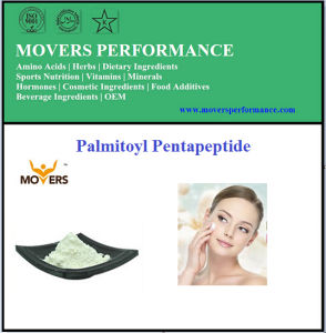 High Purity Cosmetic Peptide Palmitoyl Pentapeptide pictures & photos