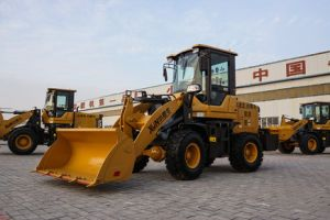 Mini Front End Wheel Loader Small Loader Tractor Loader Zl10 pictures & photos