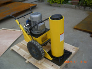 Telescopic Steering Hydraulic Cylinder for Tipper Truck and Tractor (FY-RJI) pictures & photos