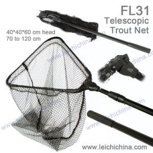 Telescopic Handle Carp Fishing Landing Net pictures & photos