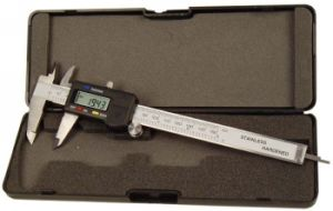 Three-Key Stainless Steel Electronic Digital Calipers (SG-021) pictures & photos