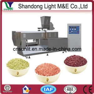 Extruded Rice Processing Line pictures & photos